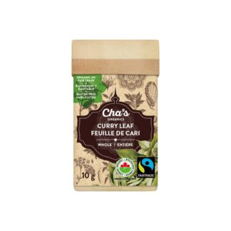 Fairtrade curry leaf by Cha's Organics available on the Rosette Fair Trade online store