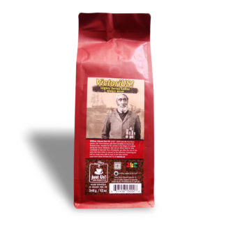 Fairtrade medium roast coffee by Just Us Coffee available on Rosette Fair Trade online store