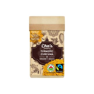 Fairtrade turmeric by Cha's Organics available on Rosette Fair Trade's online store