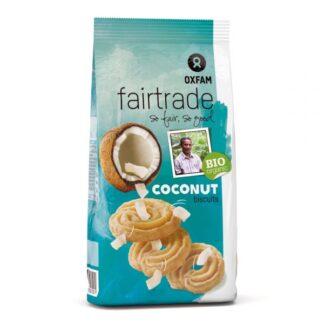 Oxfam coconut biscuits