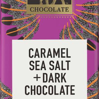 Endangered Species dark chocolate with caramel and sea salt