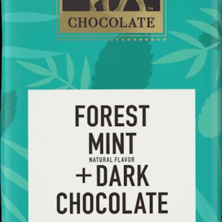 Endangered Species dark chocolate with forest mint