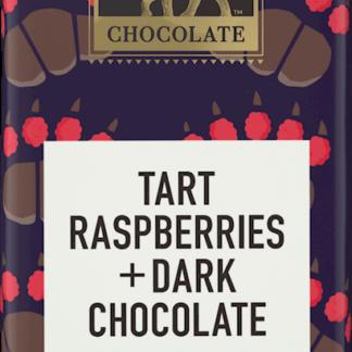 Endangered Species dark chocolate with raspberries