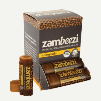 Fair trade Honeybalm (honey lip balm) by Zambeezi (organic, natural) on the Rosette Network