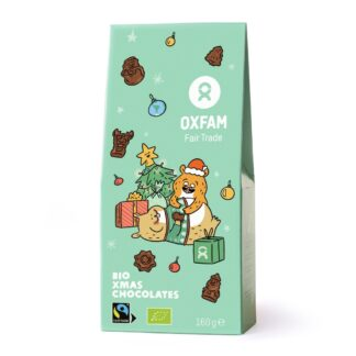 Oxfam Xmas chocolates